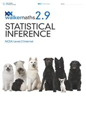 Statistical Inference 54257_cover.jpg