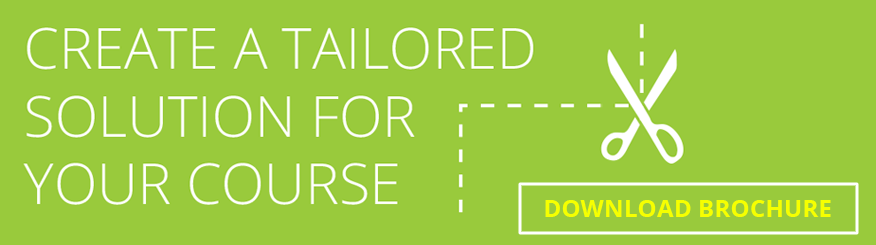 Create a tailored solution for your course